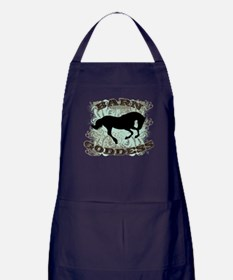 Barn Goddess Apron (dark)