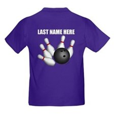 Individual Personalized Bowling T