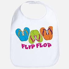 Flip Flop Bib