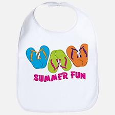 Summer Fun Bib