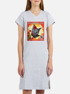 Poppy Unconditional Love Women's Nightshirt
