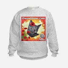 Poppy Unconditional Love Sweatshirt
