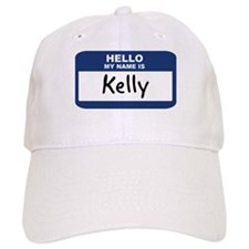 Hello: Kelly Baseball Cap