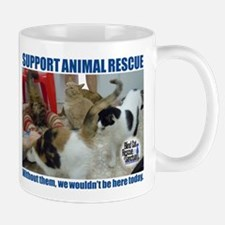 Support Animal Rescue Mug