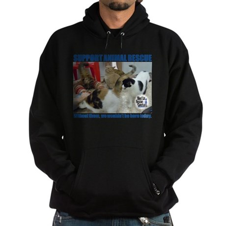 Support Animal Rescue Hoodie