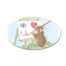 I love you with all my Art Wall Decal
