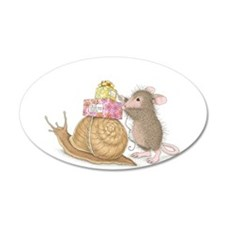 Snail Mail Wall Decal
