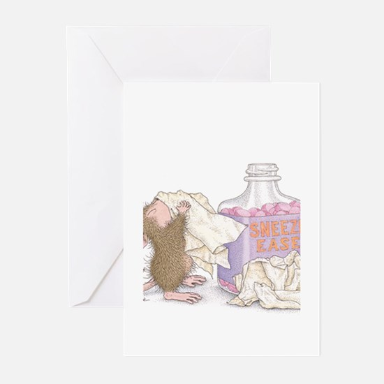 Sneeze Ease Greeting Cards (Pk of 20)