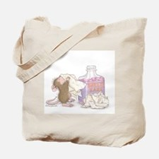 Sneeze Ease Tote Bag
