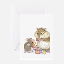 Sweet Friends Greeting Card