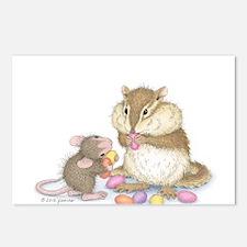 Sweet Friends Postcards (Package of 8)