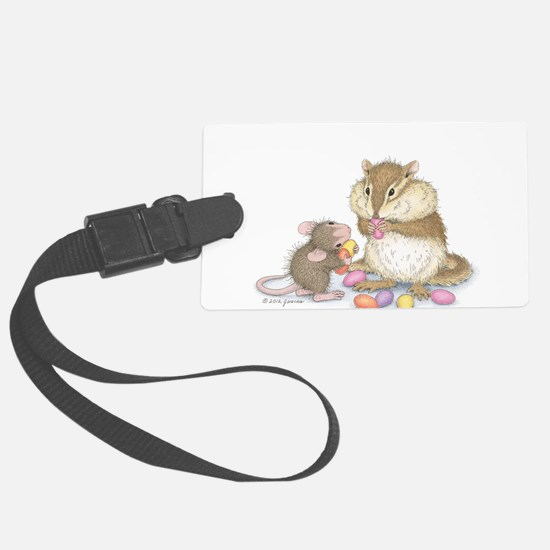 Sweet Friends Luggage Tag