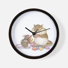 Sweet Friends Wall Clock