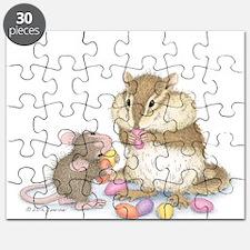 Sweet Friends Puzzle