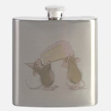 A Piece of Cake Flask