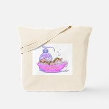 Spa-Tastic Friendship Tote Bag