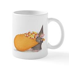 Candy Corn Comes to Town Mug