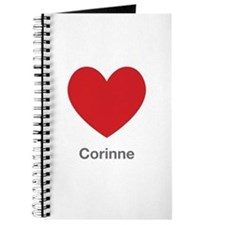 Corinne Big Heart Journal