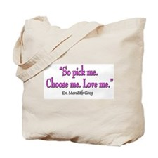 Pick Me! Tote Bag