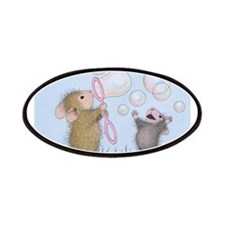 Bubble Blowing Buddies Patches