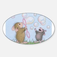 Bubble Blowing Buddies Decal