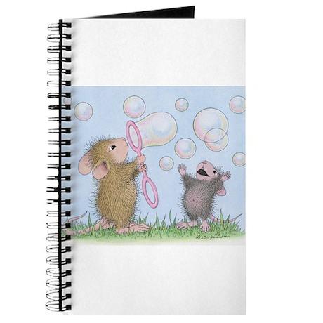 Bubble Blowing Buddies Journal