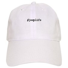 #jeeplife Baseball Baseball Cap