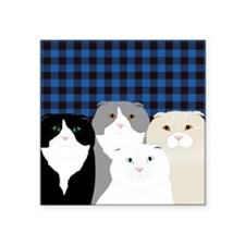 Scottish Fold Sticker