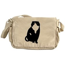 Scottish Fold Messenger Bag