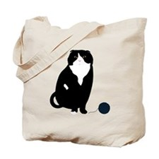 Scottish Fold Tote Bag