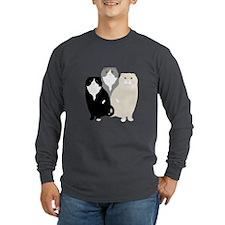 Scottish Fold Long Sleeve T-Shirt