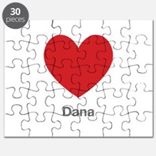 Dana Big Heart Puzzle