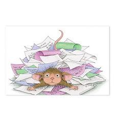 Work, work, work Postcards (Package of 8)
