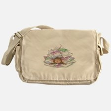 Work, work, work Messenger Bag