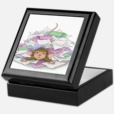 Work, work, work Keepsake Box