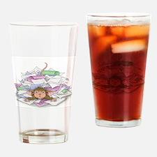 Work, work, work Drinking Glass