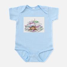 Work, work, work Infant Bodysuit