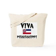 Viva Mississippi Tote Bag
