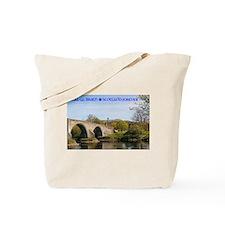 Old Stirling Bridge   Tote Bag