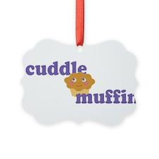 Cuddle Muffin Ornament