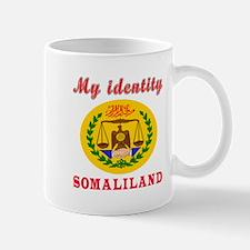 My Identity Somaliland Mug