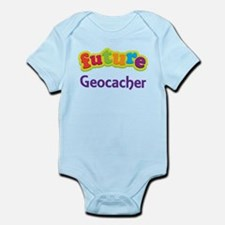 Future Geocacher Infant Bodysuit