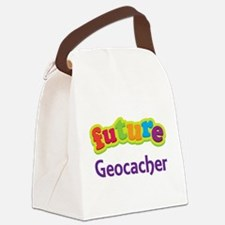 Future Geocacher Canvas Lunch Bag