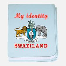 My Identity Swaziland baby blanket