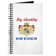 My Identity Sweden Journal