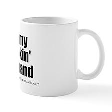"""Love My Smokin' Husband"" Small Mug"