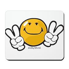 ambition smiley Mousepad