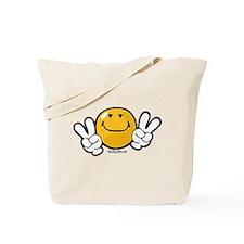 ambition smiley Tote Bag