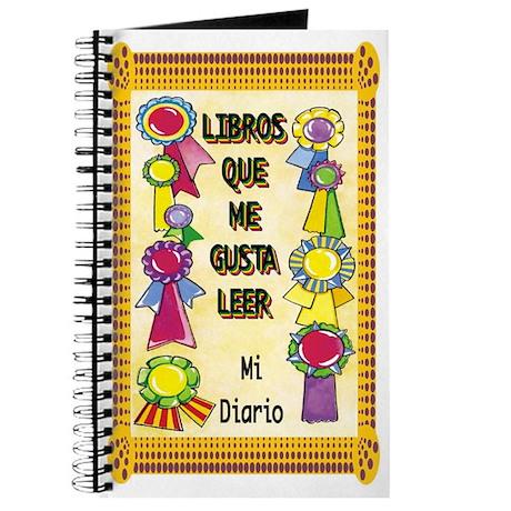 Books I Love to Read SPANISH Journal