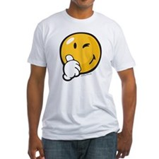 certainty smiley T-Shirt